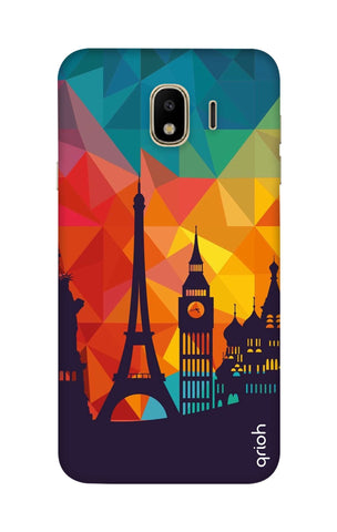 Wonders Of World Samsung J4 Cases & Covers Online