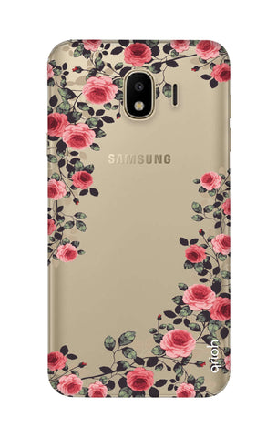 Floral French Samsung J4  Cases & Covers Online