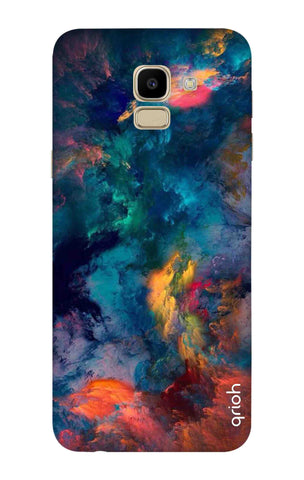 Cloudburst Samsung J6 Cases & Covers Online