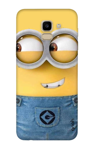 Smirk Samsung J6 Cases & Covers Online