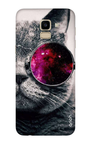 Curious Cat Samsung J6 Cases & Covers Online