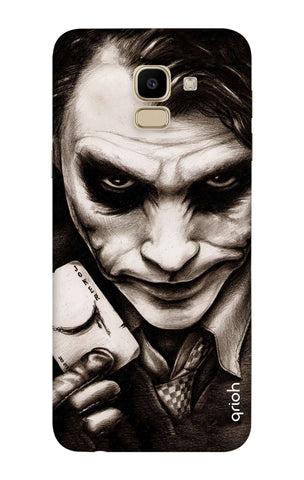 Why So Serious Samsung J6 Cases & Covers Online