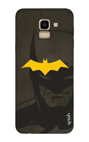 Batman Mystery Samsung J6 Cases & Covers Online