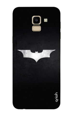 Grunge Dark Knight Samsung J6 Cases & Covers Online