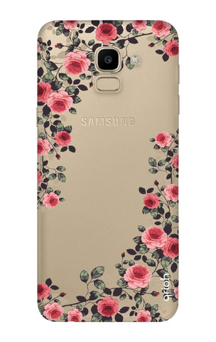 newest collection 22d7f bbcfb Floral French Case for Samsung J6