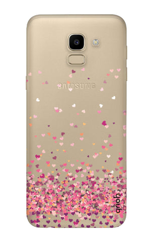 Cluster Of Hearts Samsung J6  Cases & Covers Online