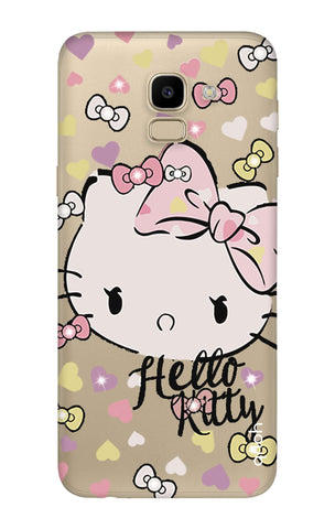 Bling Kitty Samsung J6  Cases & Covers Online