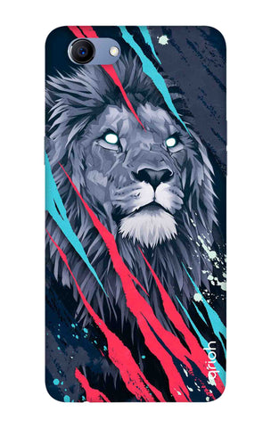 Beast Lion Oppo Realme 1 Cases & Covers Online