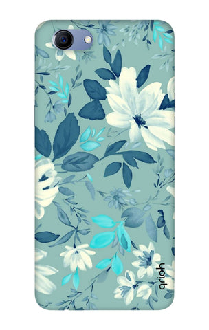 White Lillies Oppo Realme 1 Cases & Covers Online