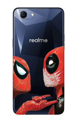 Sup Deadpool Oppo Realme 1  Cases & Covers Online