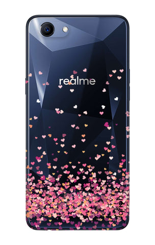 Cluster Of Hearts Oppo Realme 1  Cases & Covers Online