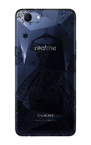 Wedding Gown Oppo Realme 1  Cases & Covers Online