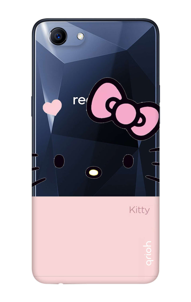 low priced 381b6 66a2e Hello Kitty Case for Oppo Realme 1