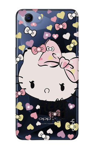 Bling Kitty Oppo Realme 1  Cases & Covers Online