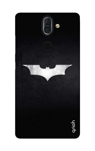 Grunge Dark Knight Nokia 8 Sirocco Cases & Covers Online