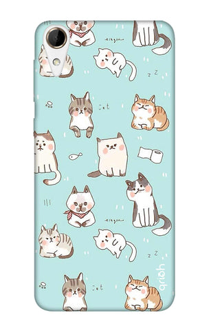 Cat Kingdom HTC 828 Cases & Covers Online