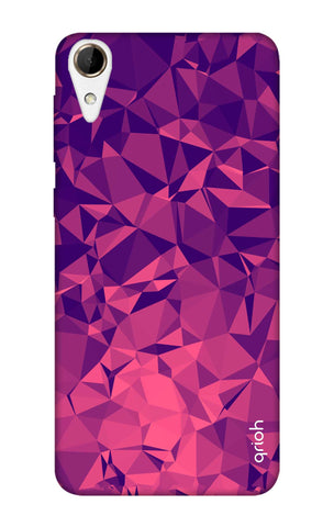 Purple Diamond HTC 828 Cases & Covers Online