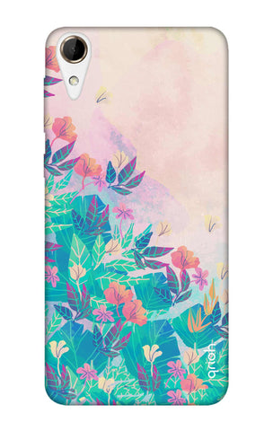Flower Sky HTC 828 Cases & Covers Online