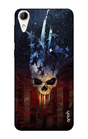 Star Skull HTC 828 Cases & Covers Online