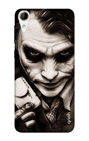 Why So Serious HTC 828 Cases & Covers Online