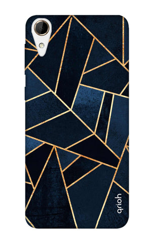Abstract Navy HTC 828 Cases & Covers Online