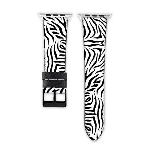 Zebra Pattern Strap for Apple Watch Online
