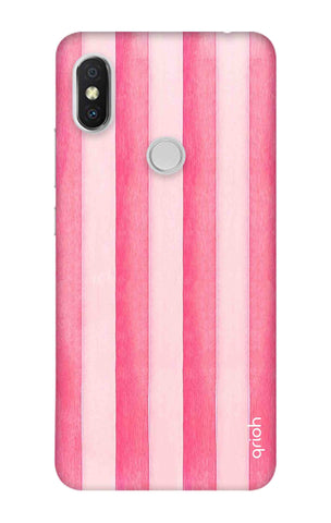 Painted Stripe Xiaomi Redmi S2 Cases & Covers Online