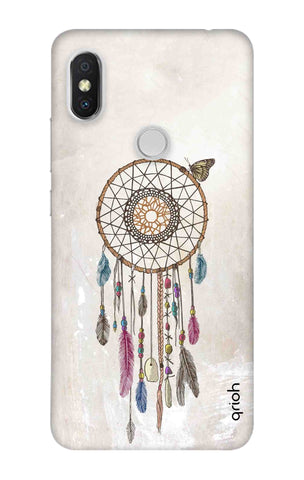 Butterfly Dream Catcher Xiaomi Redmi S2 Cases & Covers Online