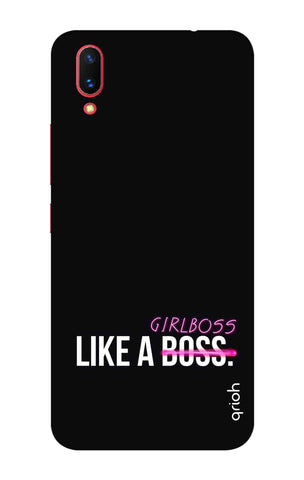 Like A Girl Boss Vivo X21 UD Cases & Covers Online