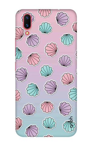 Gradient Flowers Vivo X21 UD Cases & Covers Online
