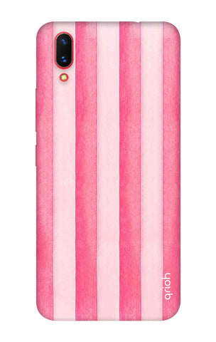 Painted Stripe Vivo X21 UD Cases & Covers Online