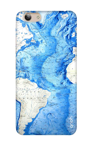 World Map Vivo Y53i Cases & Covers Online