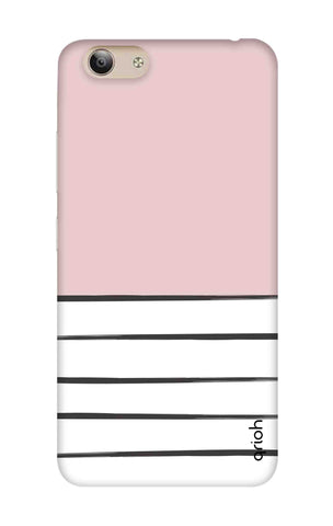 Horizontal Stripe Vivo Y53i Cases & Covers Online