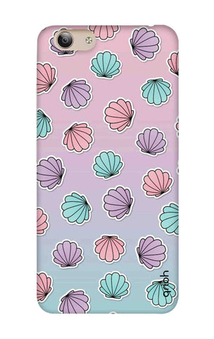 Gradient Flowers Vivo Y53i Cases & Covers Online