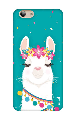 Cute Llama Vivo Y53i Cases & Covers Online