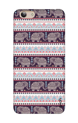 Elephant Pattern Vivo Y53i Cases & Covers Online