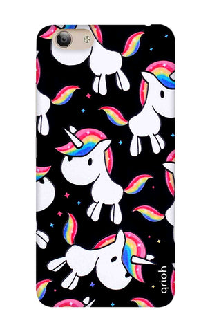 Colourful Unicorn Vivo Y53i Cases & Covers Online