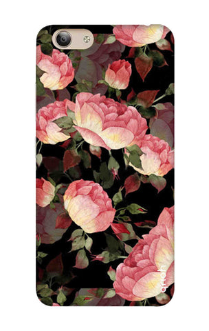Watercolor Roses Vivo Y53i Cases & Covers Online