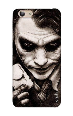 Why So Serious Vivo Y53i Cases & Covers Online