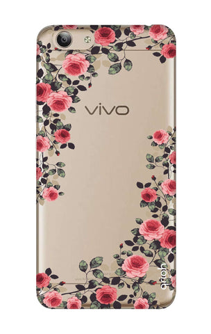 Floral French Vivo Y53i  Cases & Covers Online