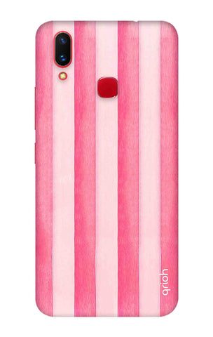 Painted Stripe Vivo X21 Cases & Covers Online