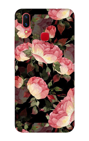 Watercolor Roses Vivo X21 Cases & Covers Online