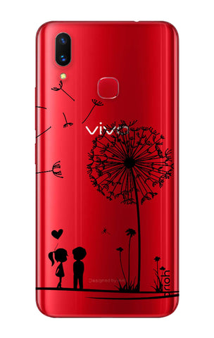 Lover 3D Vivo X21  Cases & Covers Online