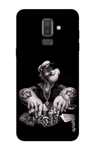 Rich Man Samsung J8 Cases & Covers Online