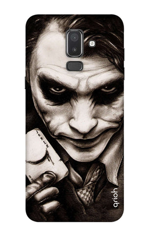 Why So Serious Samsung J8 Cases & Covers Online