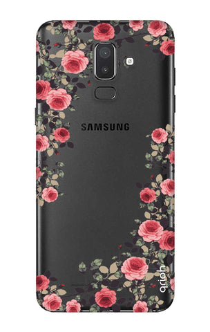 Floral French Samsung J8 Cases & Covers Online