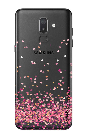 Cluster Of Hearts Samsung J8 Cases & Covers Online