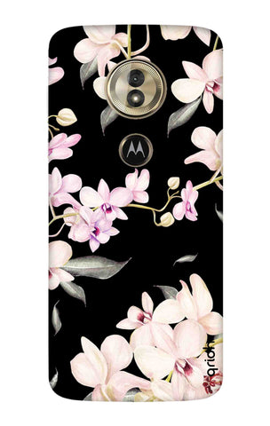 Seamless Flowers Motorola Moto G6 Play Cases & Covers Online