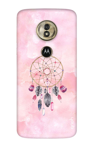Pink Dreamcatcher Motorola Moto G6 Play Cases & Covers Online