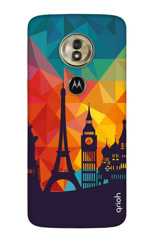 Wonders Of World Motorola Moto G6 Play Cases & Covers Online